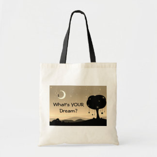 What's Your Dream Tote Bag