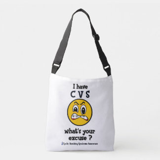 What's Your Excuse...CVS Crossbody Bag