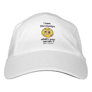 What's Your Excuse...Fibro Hat
