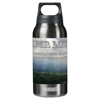 What's Your Silver Lining? 0.3L Insulated SIGG Thermos Water Bottle