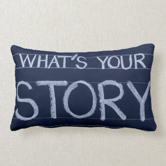 What's your story pillow