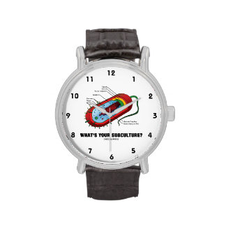 What's Your Subculture? (Prokaryote Bacterium) Watch