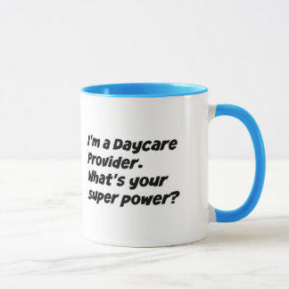 What's Your Super Power? Mug