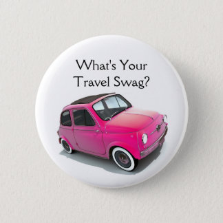 What's Your Travel Swag? GeoSwag Pin
