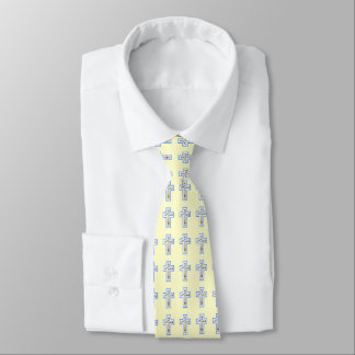 Wheat Cross Tie