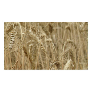Wheat Field Business Card Templates