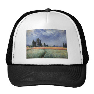 Wheat field cap