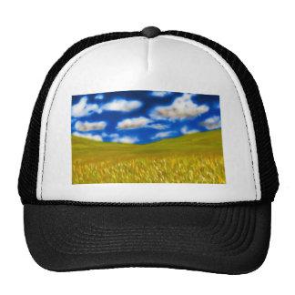 Wheat Field Trucker Hat