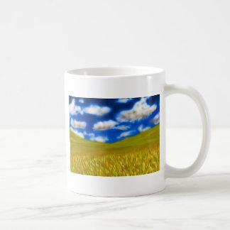 Wheat Field Coffee Mug