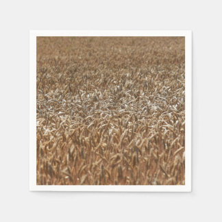 Wheat Field Paper Napkins