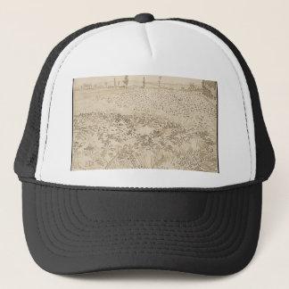 Wheat Field - Van Gogh Trucker Hat