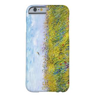 Wheat Field with a Lark by Vincent Van Gogh Barely There iPhone 6 Case
