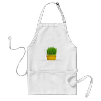 Wheat Grass Standard Apron