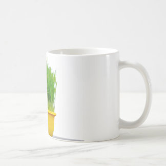 Wheat Grass Coffee Mug