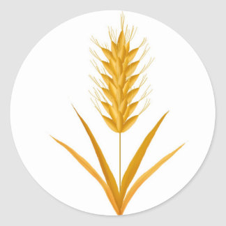 Wheat Sticker