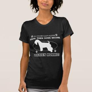 wheaten mommy designs T-Shirt