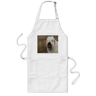 wheaten-terrier 2 long apron