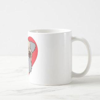 Wheaten Terrier Face Coffee Mug