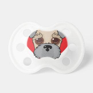 Wheaten Terrier Face Dummy