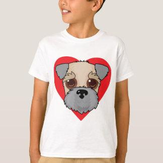 Wheaten Terrier Face T-Shirt