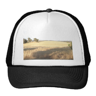 Wheatfield At Williams Farm In Western Australia Trucker Hat