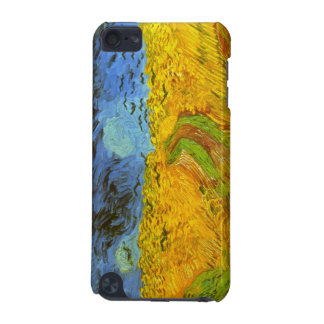 Wheatfield by Vincent van Gogh iPod Touch (5th Generation) Covers