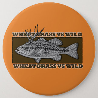 Wheatgrass VS Wild Button