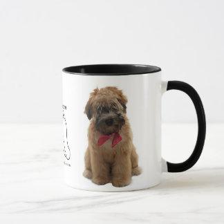 Wheatie Puppy Mug