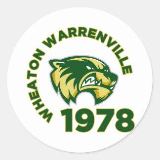 Wheaton Warrenville High School Sticker