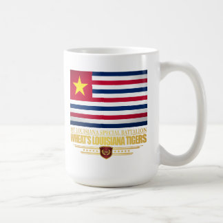 Wheat's Louisiana Tigers Coffee Mug