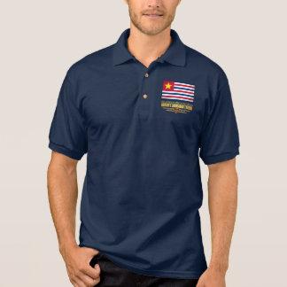 Wheat's Louisiana Tigers Polo Shirt