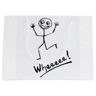 Wheeeee! Gift Bag