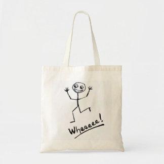 Wheeeee! Tote Bag