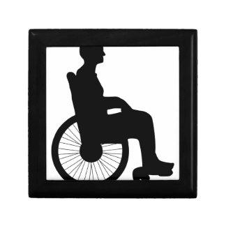 Wheel Chair Gift Box