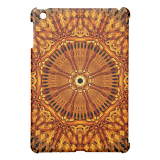 Wheel of Ages Mandala iPad Mini Cases