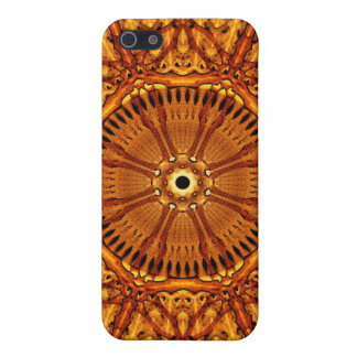 Wheel of Ages Mandala iPhone 5/5S Cases