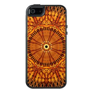 Wheel of Ages Mandala OtterBox iPhone 5/5s/SE Case