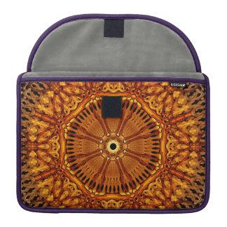 Wheel of Ages Mandala Sleeves For MacBooks