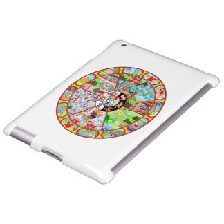 Wheel of Becoming iPad Cover