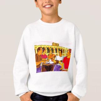 Wheel of SambaFIM - Rio De Janeiro - Brazil Sweatshirt