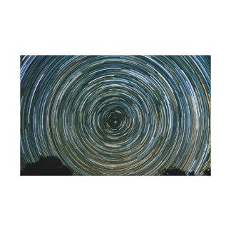 Wheel of the Sky Canvas Print