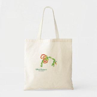 (Wheel Posture I) Budget Tote Bag