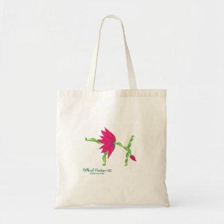 (Wheel Posture III) Budget Tote Bag