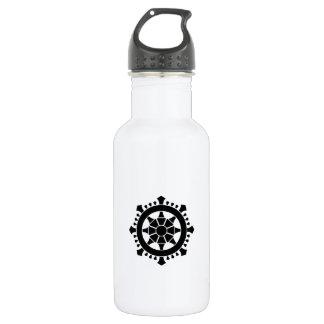 Wheel treasure _crest model 532 ml water bottle