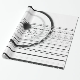 wheel wrapping paper