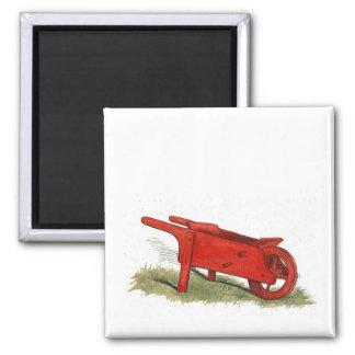 wheelbarrow magnet