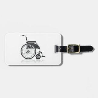 Wheelchair Luggage Tags