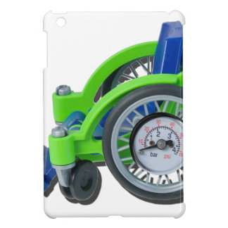 WheelchairWithGauge062115 Case For The iPad Mini