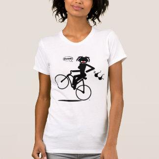 Wheelie hazard Shirts and Apparel