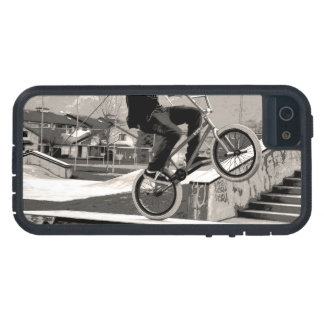 Wheelie Master - BMX Biker iPhone 5 Case